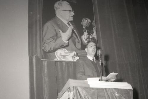 6a  1966 XI CONGTRESSO GIORGIO NAPOLITANO 2