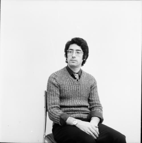 Franco Feliciotti - l'Unità di Napoli. Anni 60.